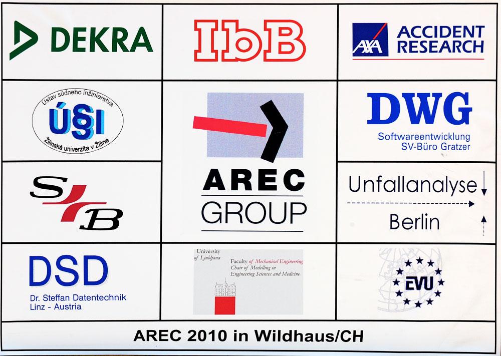 Logos AREC